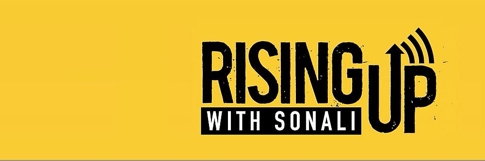 Rising Up with Sonali logo