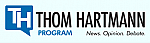 Thom Hartmann Program logo